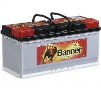 Banner Power Bull PROfessional P100 40 (100 А/ч)