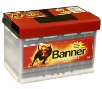 Banner Power Bull PROfessional P77 40 (77А·ч)